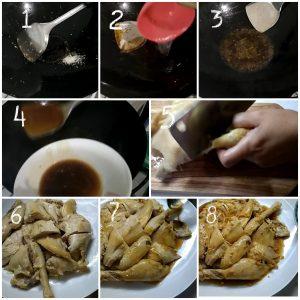 cara membuat ayam rebus hainan