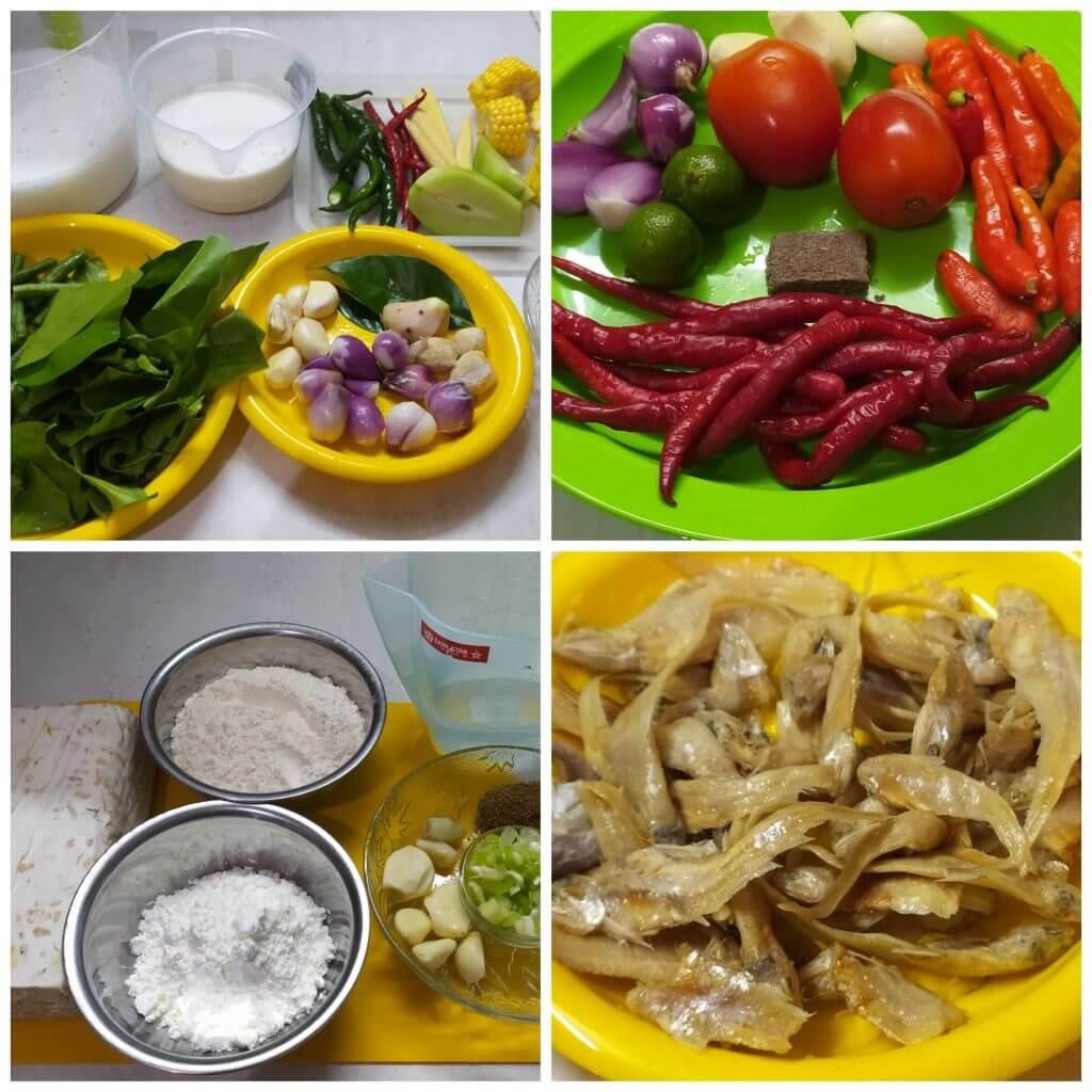 Masakan rumahan sederhana dan mudah