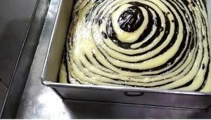 Cara membuat puding bakar casablanca