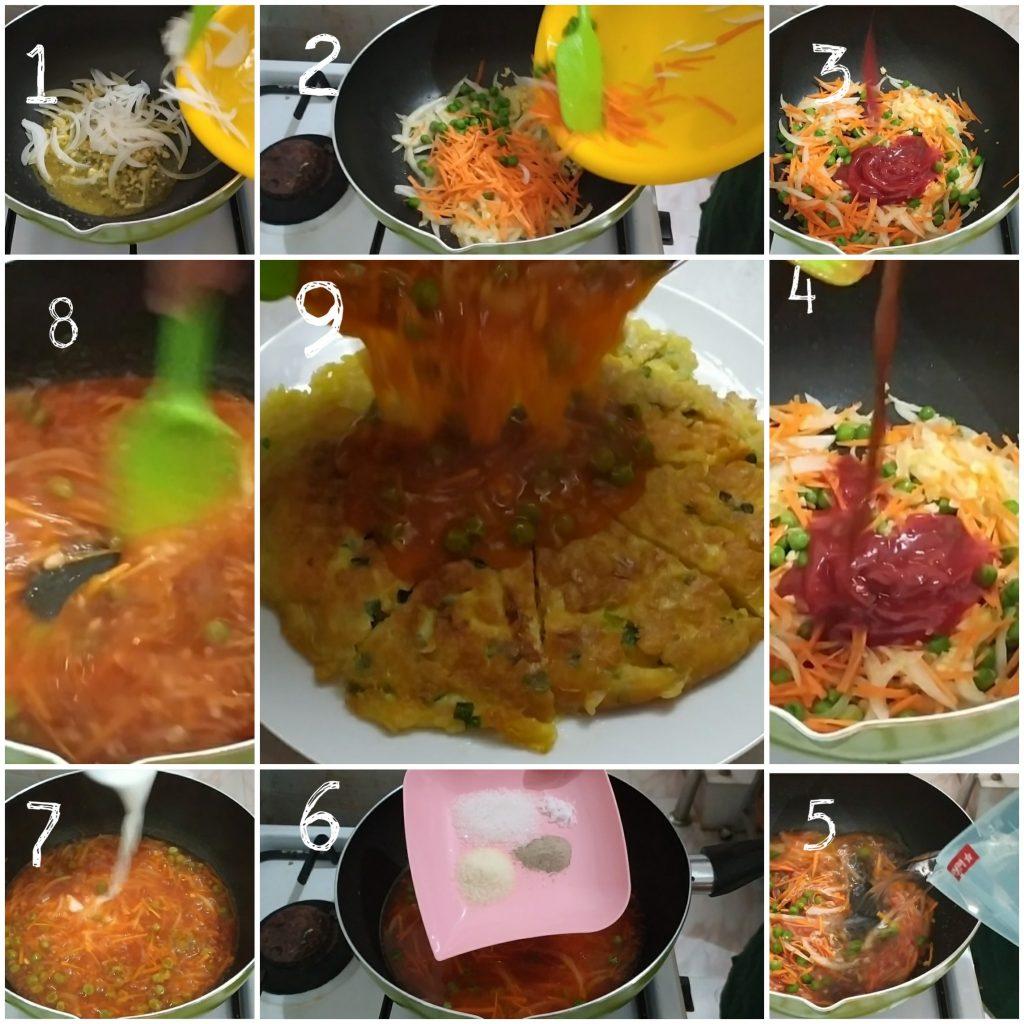 Resep fuyunghai telur sederhana, resep fuyunghai sederhana