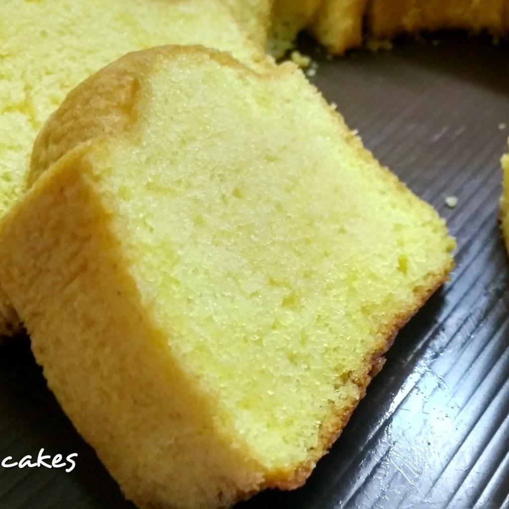 Resep sponge cake lembut dan moist