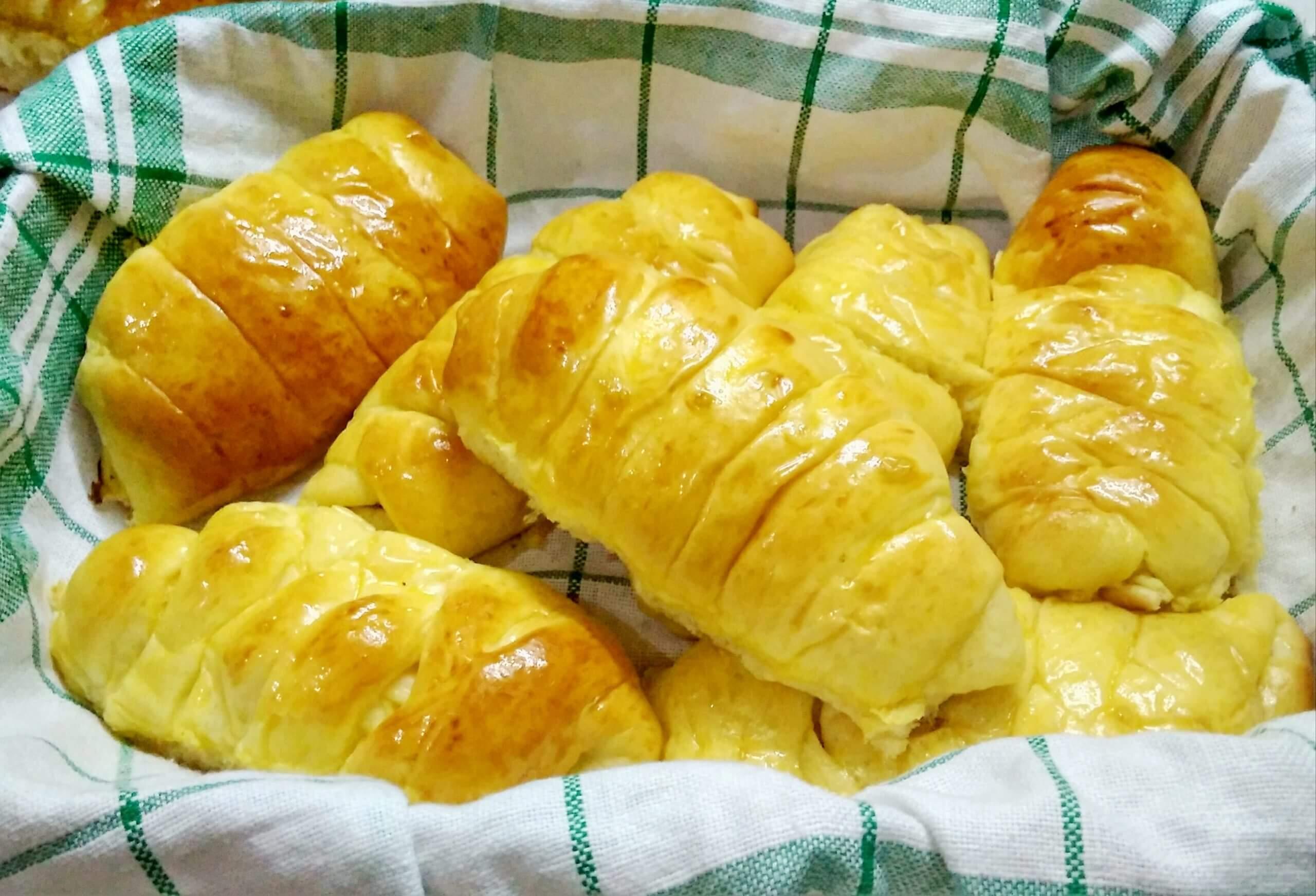 Resep roti keju enak dan lembut ala bakery