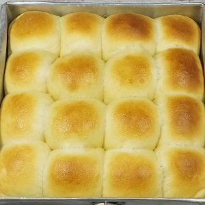 Cara membuat korean garlic bread sederhana, roti kasur