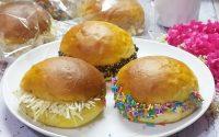 Resep Roti Semir Jadul, Enak, dan Lembut