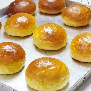 cara membuat roti semir jadul, resep roti semir autolisis