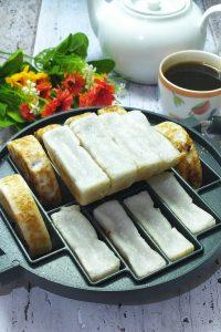 Resep kue pancong manis, cara membuat kue pancong lumer dan lembut
