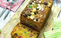 Resep English Fruit Cake Enak, Empuk, dan Moist