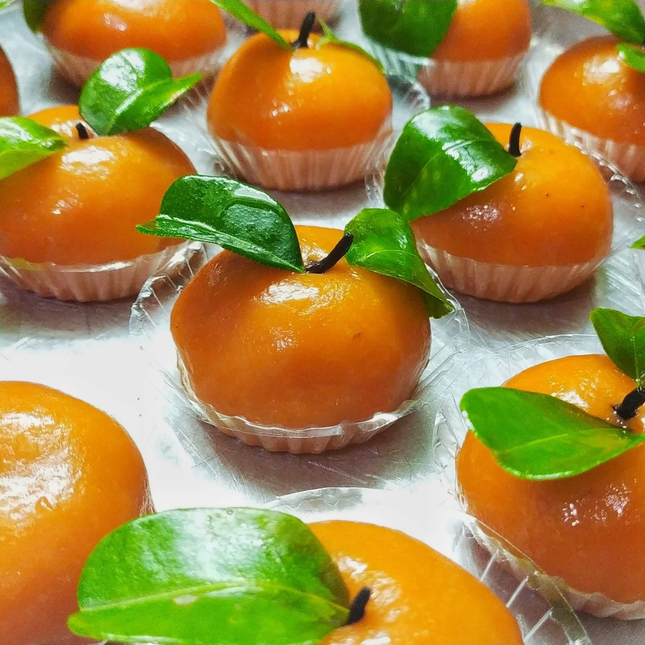 Resep kue ku jeruk enak lentur, cara membuat kue ku jeruk