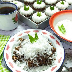 Ketan gula merah legit, Resep ketan salak gula merah enak dan legit