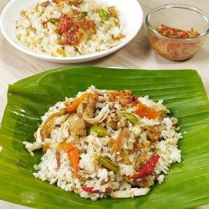 resep nasi liwet magicom sederhana enak sedap, resep nasi liwet untuk jualan
