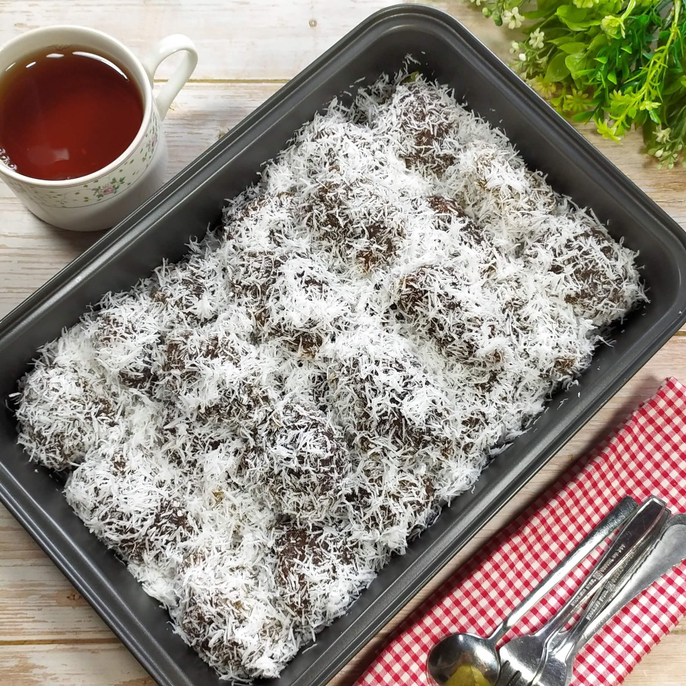 resep ongol ongol tepung tapioka kenyal dan lembut, resep ongol ongol untuk jualan