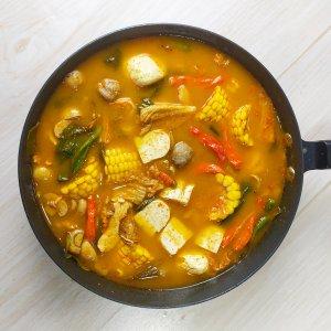 resep tomyam sederhana enak, resep tomyam sayur enak