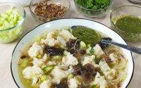 Resep Kuah Tekwan Ikan Tenggiri Asli Palembang, Enak dan Gurih