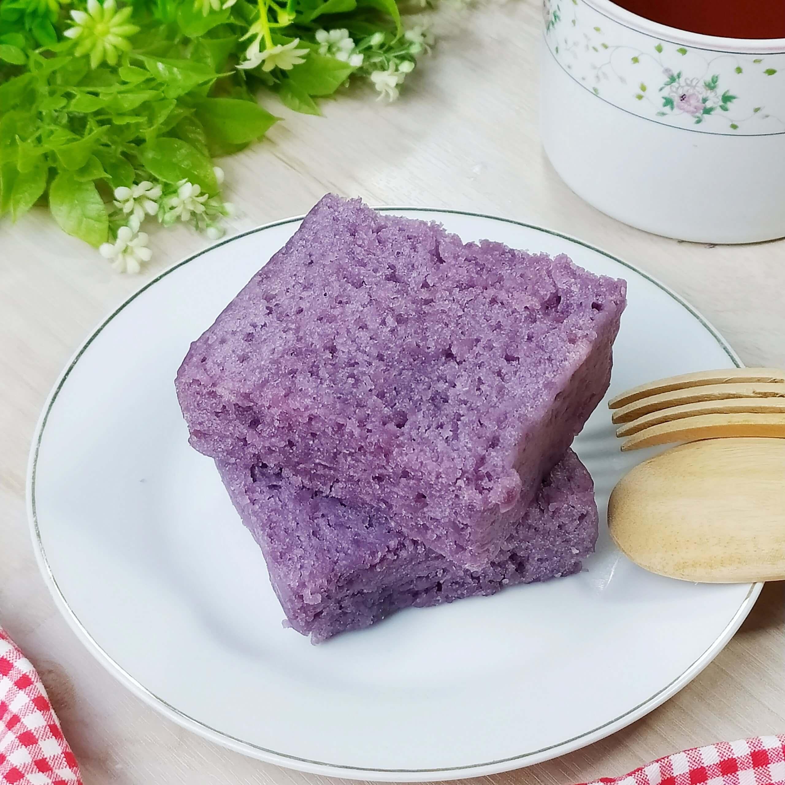 resep ubi ungu enak dan empuk