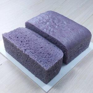 cara membuat kue apem ubi ungu empuk